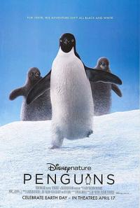 Penguins: The IMAX 2D Experience Movie Poster