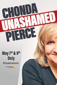 Chonda Pierce: Unashamed Movie Poster