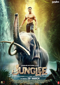 Junglee (2019) Movie Poster