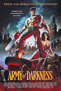 ARMY OF DARKNESS / WAXWORK / THE BEYOND Movie Poster