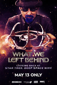 What We Left Behind: Looking Back at Star Trek: DS9 Movie Poster