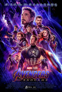 Avengers: Endgame: An IMAX 3D Experience (2019) Movie Poster