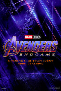 avengers endgame opening night fan event 2019 fandango