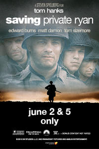 Saving Private Ryan (1998) Event Movie Poster
