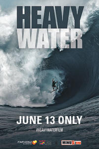 Heavy Water Movie Poster