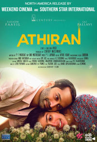 Athiran Movie Poster