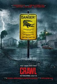 Crawl (2019) Movie Poster