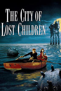 Double Feature: The City of Lost Children and Delicatessen Movie Poster