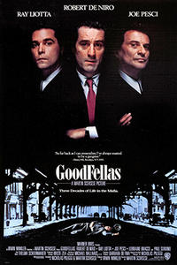 Double Feature: Goodfellas and Husbands Movie Poster