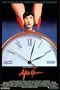 Double Feature: After Hours and Gloria Movie Poster