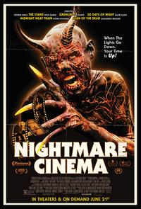 Nightmare Cinema Movie Poster