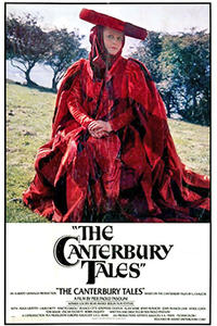 Double Feature: THE CANTERBURY TALES and TEOREMA Movie Poster