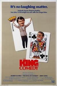 Double Feature: THE KING OF COMEDY and OPENING NIGHT Movie Poster