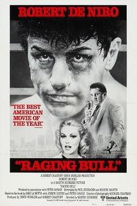 Double Feature: RAGING BULL / KILLING OF A CHINESE BOOKIE Movie Poster