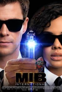 Men in Black: International – The IMAX 2D Experience Movie Poster