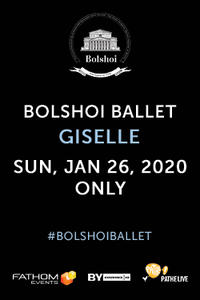 The Bolshoi Ballet: Giselle (2020) Movie Poster