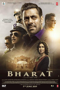 Bharat (2019) Movie Poster