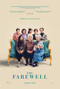 The Farewell (2019) poster