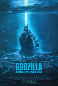 Godzilla: King of the Monsters 3D (2019) Movie Poster
