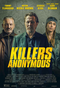 Killers Anonymous Movie Poster
