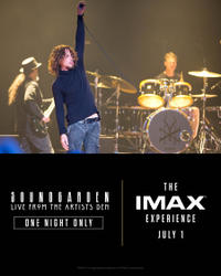 Soundgarden: Live from the Artists Den Movie Poster