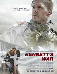 Bennett's War Movie Poster
