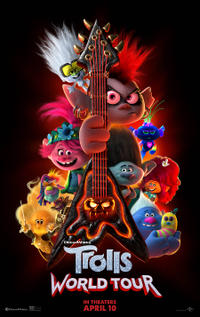 Trolls World Tour (2020) Movie Poster