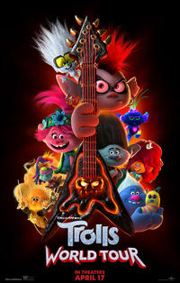 Trolls World Tour Movie Poster