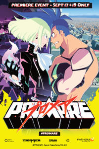 Promare (Premiere Event) Movie Poster