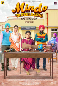 Mindo Taseeldarni Movie Poster
