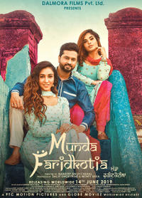 Munda Faridkotia Movie Poster