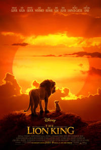 The Lion King 3D (2019) Movie Poster