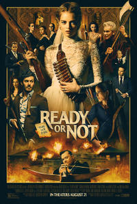 Ready or Not Movie Poster