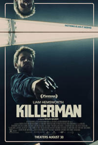 Killerman Movie Poster