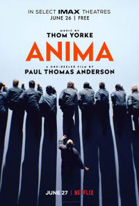 Anima: The IMAX Experience Movie Poster