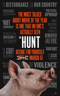 The Hunt (2020) Movie Poster