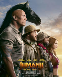 $5 off 2 Tickets to see Jumanji: The Next Level