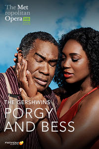 Met Opera 19/20: Porgy and Bess Movie Poster