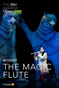 The Metropolitan Opera: The Magic Flute Holiday Encore (2019) Movie Poster