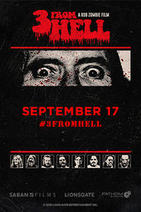 Rob Zombie's 3 From Hell - NIGHT 2 Movie Poster