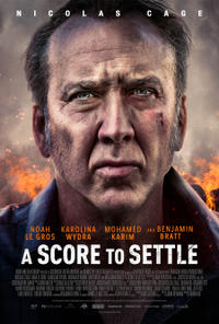 A Score to Settle (2019) Movie Poster
