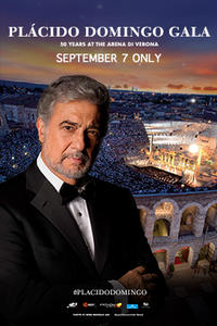 Plácido Domingo Gala Movie Poster