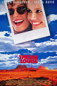 Double Feature: THELMA & LOUISE / WORKING GIRL Movie Poster