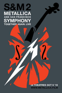 Metallica & San Francisco Symphony: S&M 2 Movie Poster
