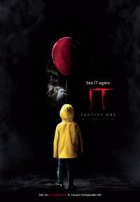 It Chapter One: Rerelease Movie Poster