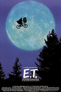 Double Feature: E.T. / THE THING Movie Poster