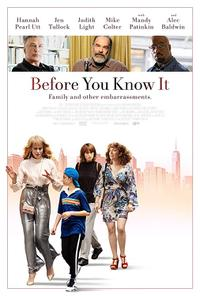 Before You Know It (2019) Movie Poster