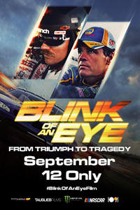 Blink of an Eye (Fathom Events) Movie Poster