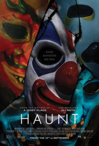 Haunt (2019) Movie Poster