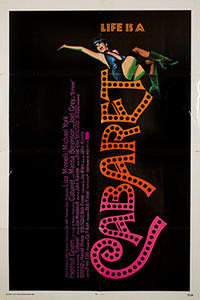 Double Feature: CABARET / ALL THAT JAZZ Movie Poster